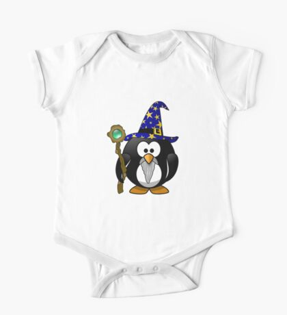 The Penguin Wizard One Piece - Short Sleeve