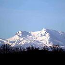 Les Mont d'Olmes by desertman
