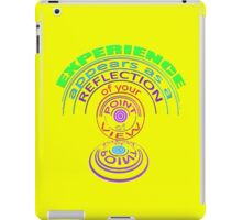 reflections of your POINT of VIEW iPad Case/Skin