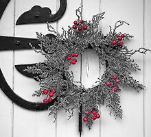 Christmas Wreath by Alexh