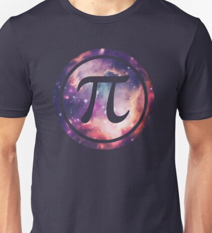 Pi Day - Gallaxy Unisex T-Shirt