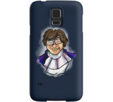 Danger is His Middle Name Samsung Galaxy Case/Skin