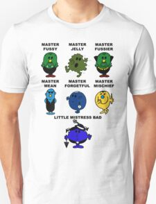 Dr. Who - The Master Men T-Shirt