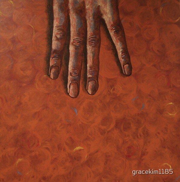 Finger Painting by gracekim1185