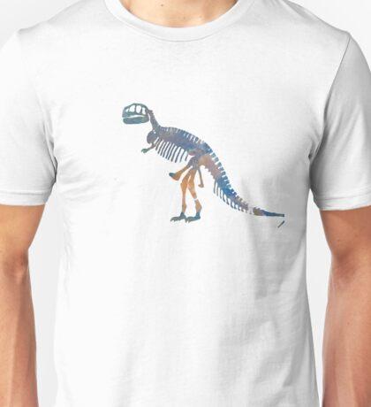 Tyrannosaurus Rex Skeleton Unisex T-Shirt