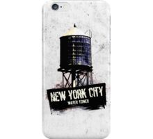 New York City Water Tower iPhone Case/Skin