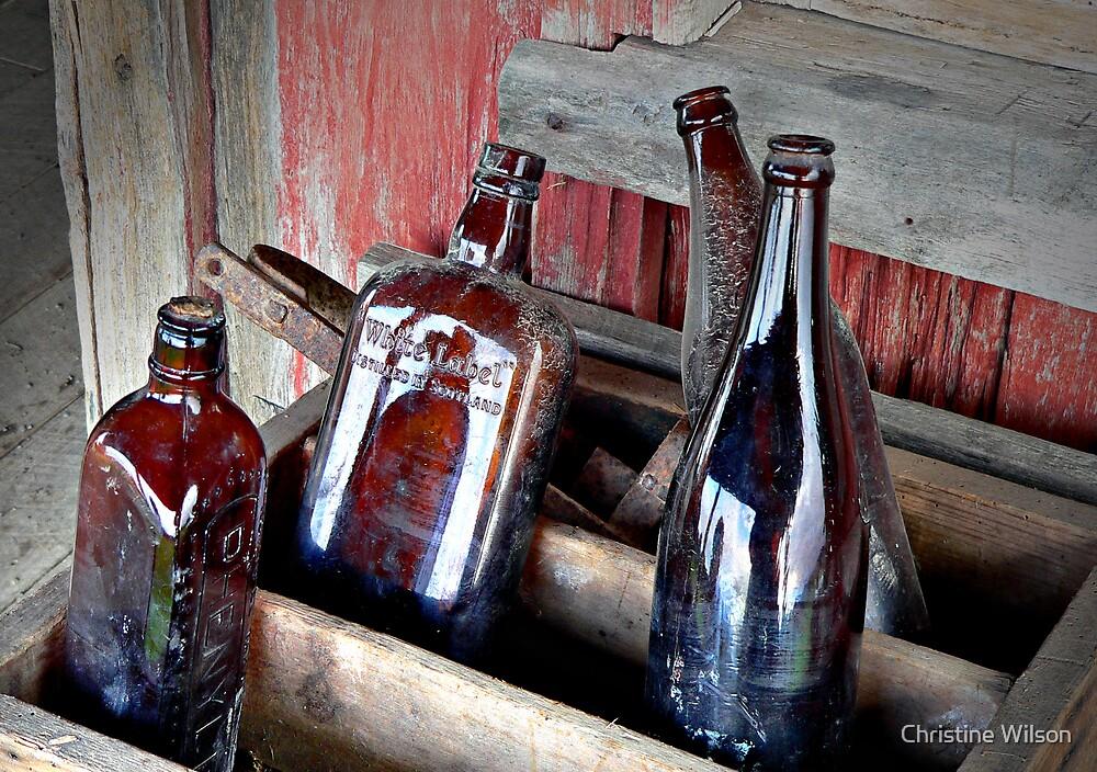 """""""Distilled in Scotland""""  by Christine Wilson"""