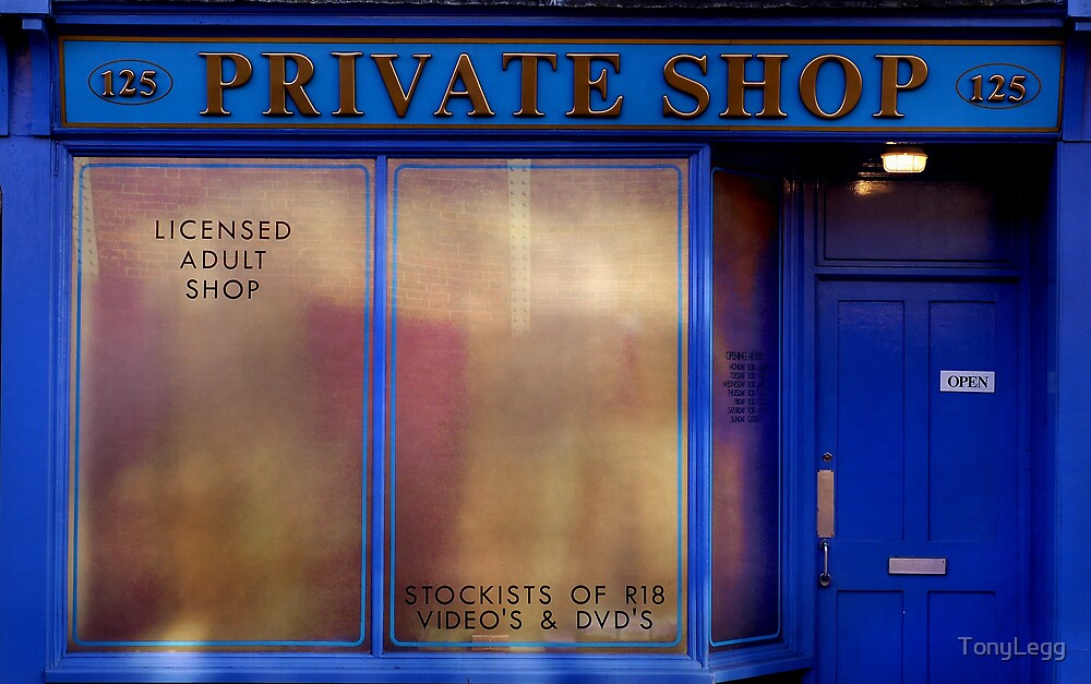 Private shop by TonyLegg