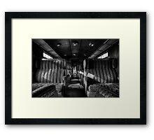 Orient Express Framed Print