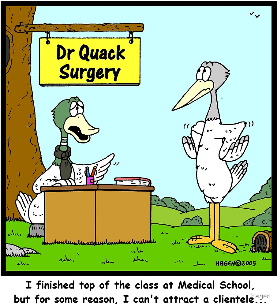 Quack by Hagen