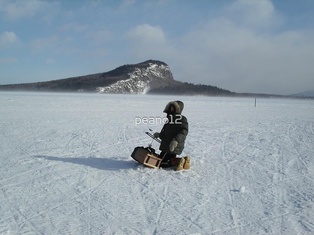 Ice Fishing by peano12