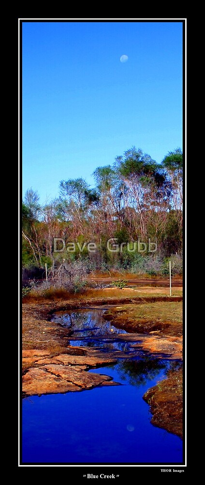 Blue Creek by Dave  Grubb