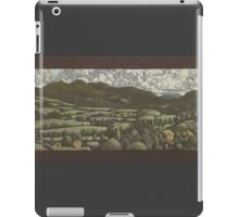 French Countryside iPad Case/Skin