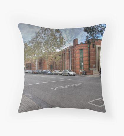 Keep Clear Throw Pillow