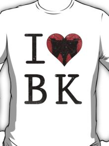 I Love Brooklyn BK, NY T-Shirt