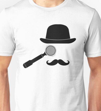 Barista Monocle Unisex T-Shirt