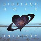Big Black Hole In The Sky - Scandalous Heart artwork (Jez Kemp album) by jezkemp