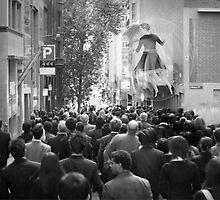 Evacuation by Nigel Carboon
