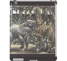 Jungle Games iPad Case/Skin
