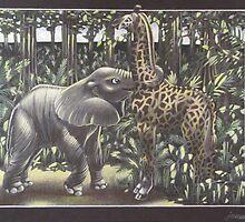 Jungle Games by LawrenceJones