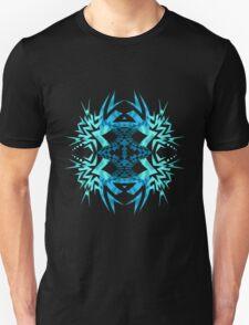 TRIBAL BLUE T-Shirt