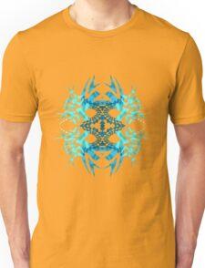 TRIBAL BLUE Unisex T-Shirt