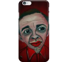 WOW. BOB. WOW. FIRE WALK WITH ME - from 'The Peaks' range iPhone Case/Skin