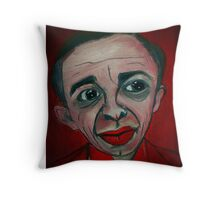 WOW. BOB. WOW. FIRE WALK WITH ME - from 'The Peaks' range Throw Pillow