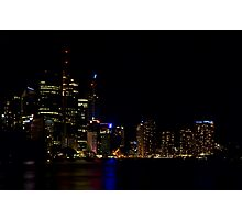 Brisbane CBD Photographic Print