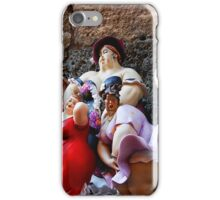 Pin-up! iPhone Case/Skin