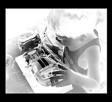 The Future Mechanic by Carlo Cesar Rodillas