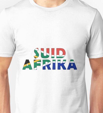 South Africa - Suid-Afrika Unisex T-Shirt
