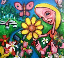 Springtime by kimbaross