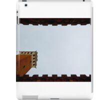 Torre del mangia iPad Case/Skin