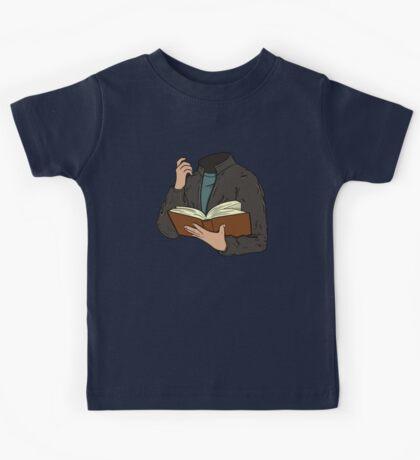 The Headless Reader Kids Tee