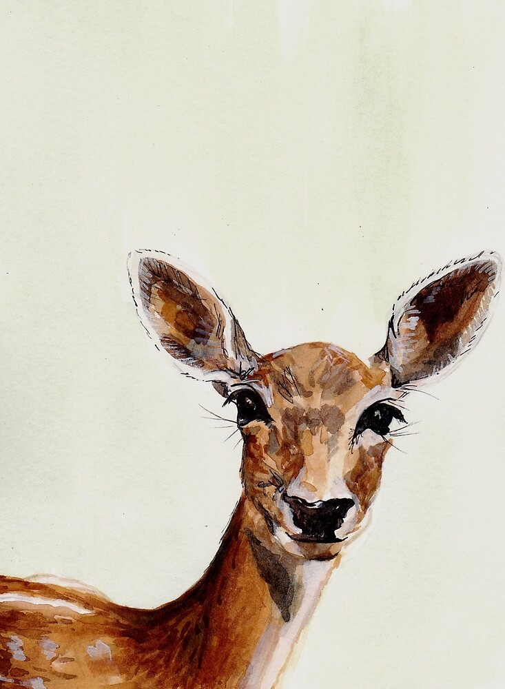 Deer by bridgetdav