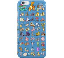 Gotta' Derp 'em all! iPhone Case/Skin