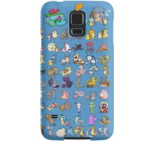 Gotta' Derp 'em all! Samsung Galaxy Case/Skin