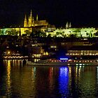 Prague By Night by phil decocco
