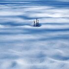 Snow Waves...Switzerland by Angelika  Vogel