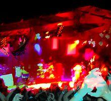 Music Festivals by Toni Neuhaus