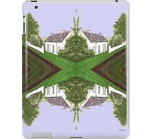 COTTAGES AT THE CROSSROADS iPad Case/Skin
