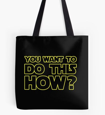 HDYWTDT Yoda - Critical Role Fan Design Tote Bag