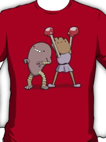 Number 106 and 107 T-Shirt