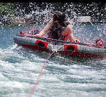 Tubing Fun by Sherry Hunsberger