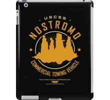 Nostromo Starfreighter iPad Case/Skin