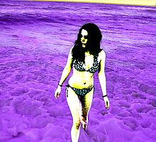 Acid Beach by colbymichaels