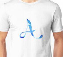 Alphabet A Unisex T-Shirt