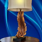Unusual Lamp from a Dr's Office by TJ Baccari Photography