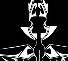 Starship (Second Launch) Sticker